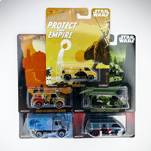 Hot Wheels - Serie Star Wars (2020) Alhershop