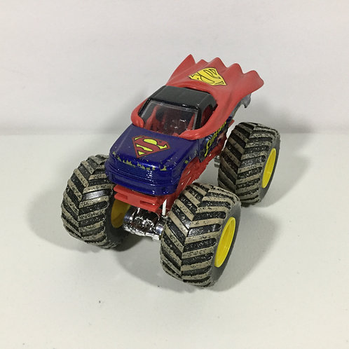 Hot Wheels Monster Jam - Superman Alhershop