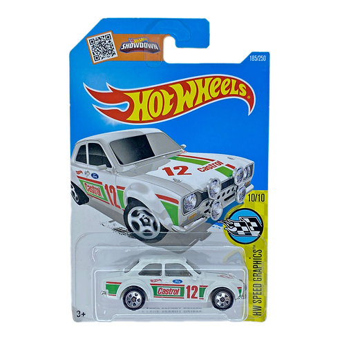 Hot Wheels - 70 Ford Escort RS1600 (2014) Castrol Alhershop