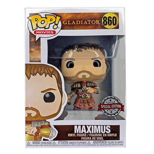 Funko Movies - Maximus (gradiator) 860 Alhershop