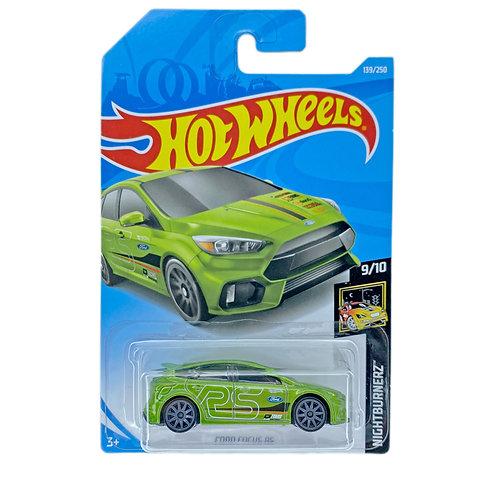 Hot Wheels - Ford Focus RS (2018) Alhershop