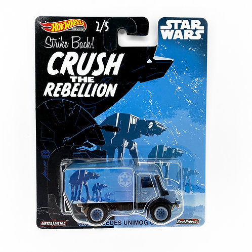 Hot Wheels - 88 Mercedes Unimog U1300 (2020) Star Wars Alhershop
