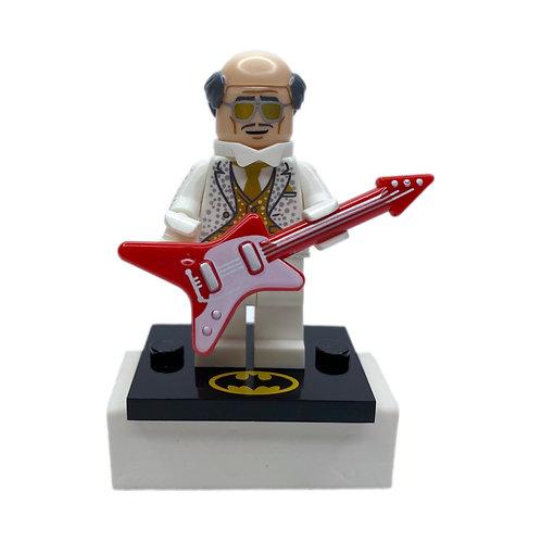Lego - Alfred Pennyworth Disco Alhershop