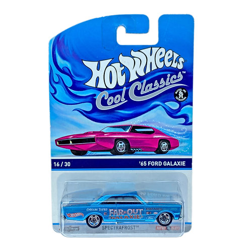 Hot Wheels Cool Classics - 65 Ford Galaxie (2014) Alhershop