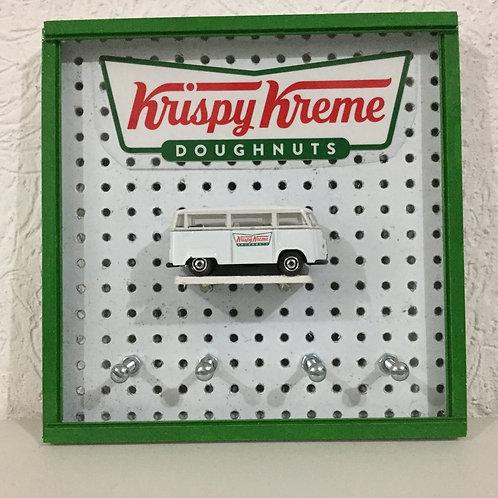 Alhershop - Custom Portallaves Vintage Krispy Kreme alhershop