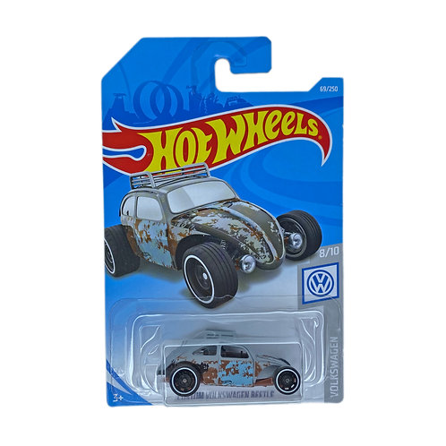 Hot Wheels - Custom Volkswagen Beetle Alhershop