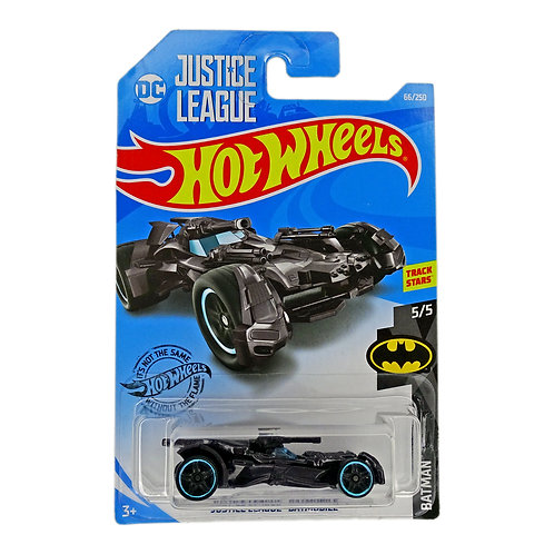 Hot Wheels - Justice League Batmobile (2018) morado Alhershop
