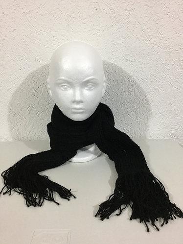 Bufanda - B009 Negra