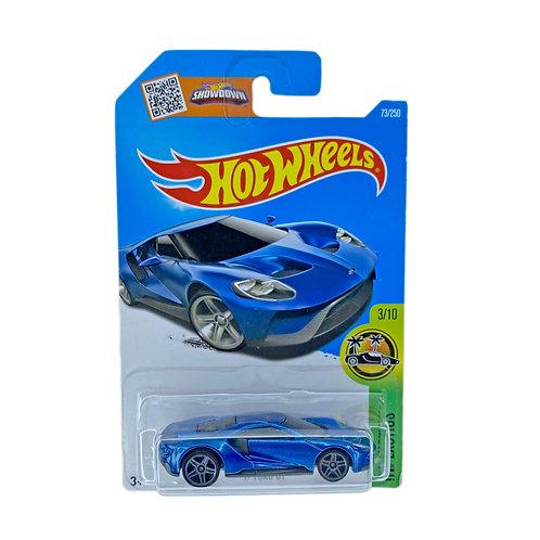 Hot Wheels - 17 Ford GT (2016) Alhershop
