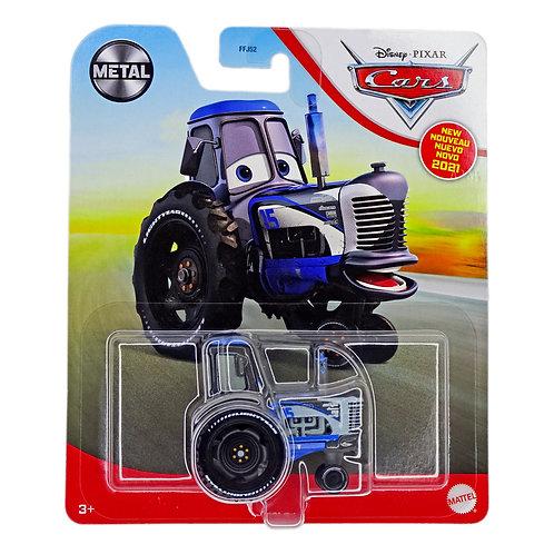 Disney Cars - Tractor de carreras Easy Idle (2021) Alhershop