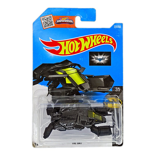 Hot Wheels - The Bat (2016) Batman Alhershop