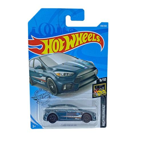 Hot Wheels - Ford Focus RS Alhershop