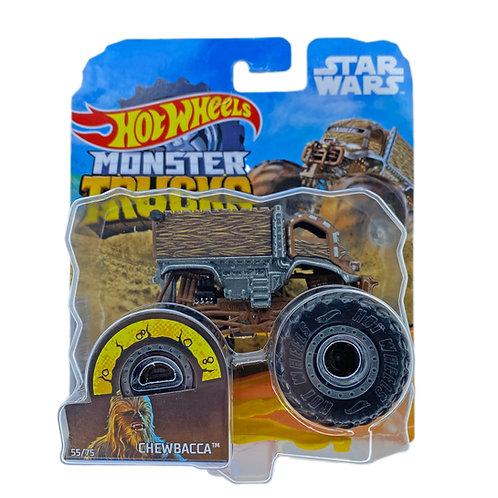 Hot Wheels Monster Trucks - Chewbacca (2020) Alhershop