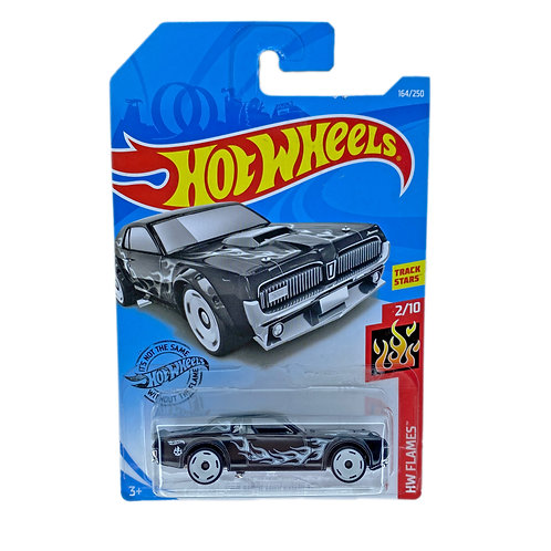 Hot Wheels - 68 Mercury Cougar (2019) Alhershop