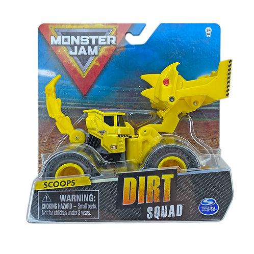 Spin Master Monster Jam - Dirt Squad Scoops (2020) Alhershop