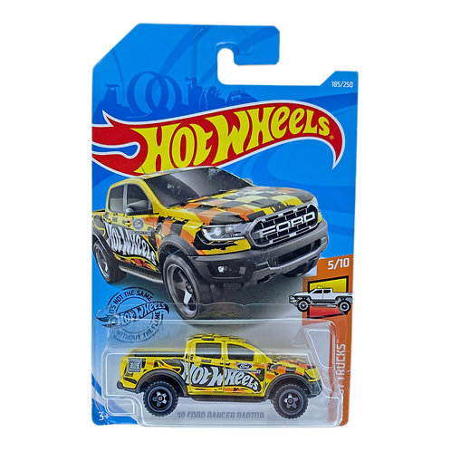Hot Wheels - 19 Ford Ranger Raptor Alhershop
