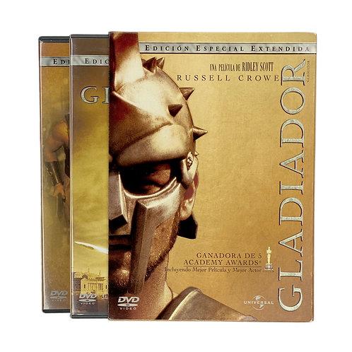 Gladiador - Edición Especial Extendida 3 DVD Alhershop