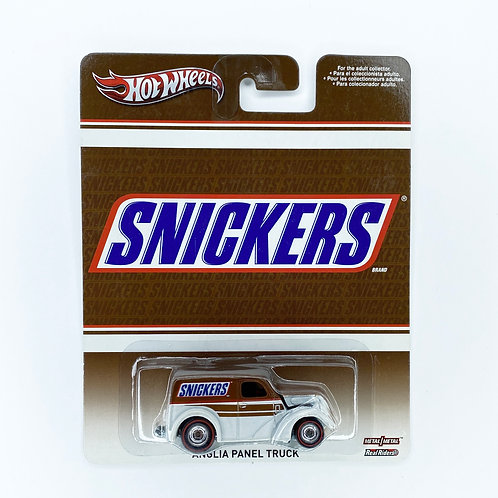Hot Wheels - Anglia Panel Truck (2014) snickers Alhershop