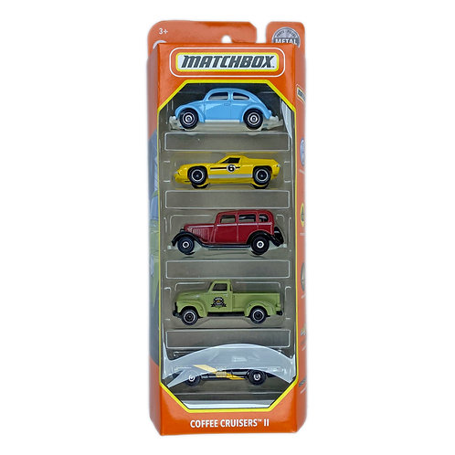 Matchbox - Coffee Cruisers II (2020) Alhershop