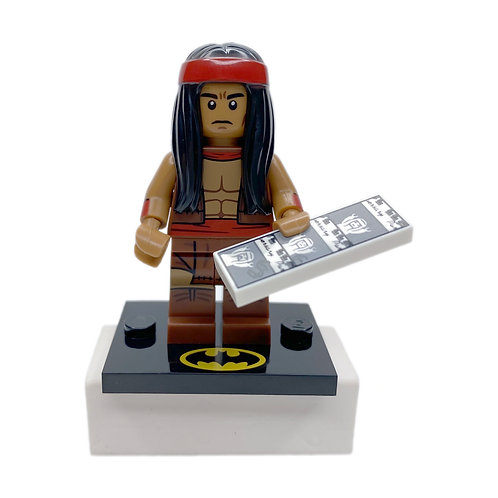 Lego - Jefe apache Alhershop
