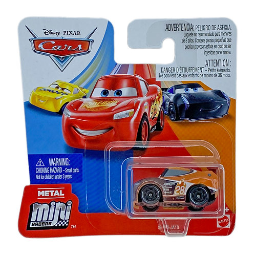 Disney Mini Racers Cars - Tim Treadless (2020) Alhershop
