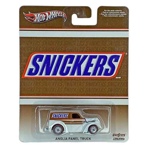 Hot Wheels Premium - Anglia Panel Truck (2014) Snickers Alhershop