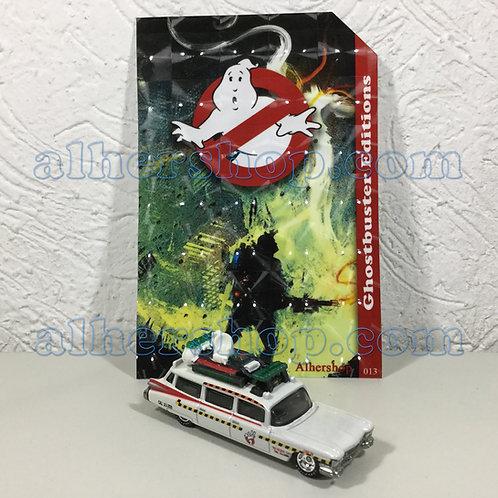 Alhershop - Tarjeta personalizada Ghostbuster