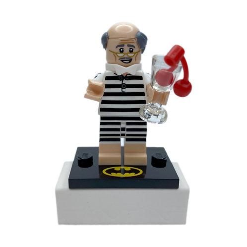 Lego - Alfred Pennyworth de Vacaciones Alhershop