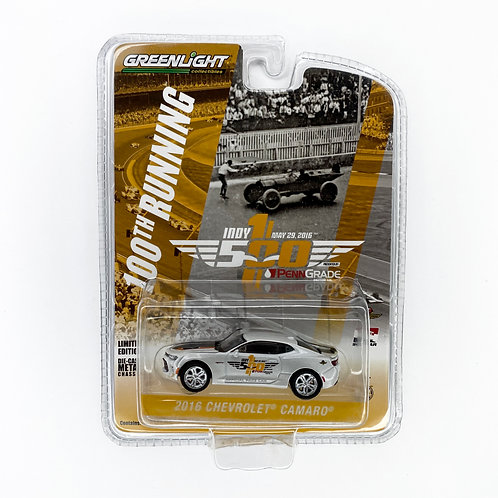 Greenlight - 2016 Chevrolet Camaro (The Indianapolis 500 Pace Car) Alhershop