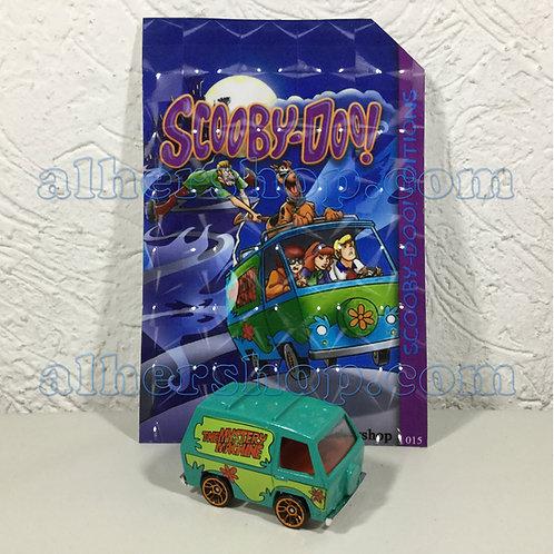 Alhershop - Tarjeta personalizada Scooby Doo