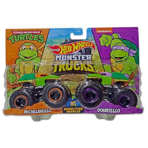 Temática Monster Trucks