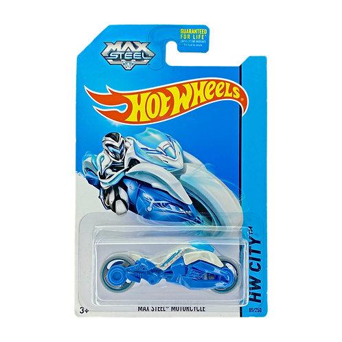 Hot Wheels - Max Steel Motorcycle (2014) Alhershop