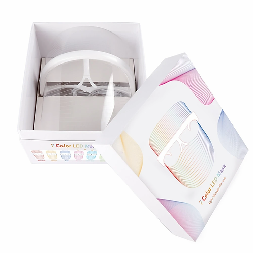LED Face Mask - Wireless