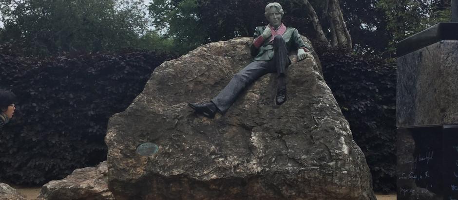 Dans le terrain de jeu d'Oscar Wilde