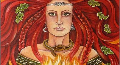 Celtic-Goddess-Brigid-of-the-Flame-e1481