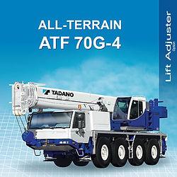 70T Tadano All-Terrain