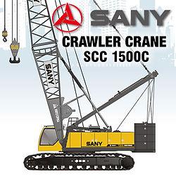 150T Sany Pin-Jib Crawler
