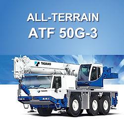 50T Tadano All-Terrain