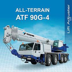 90T Tadano All-Terrain