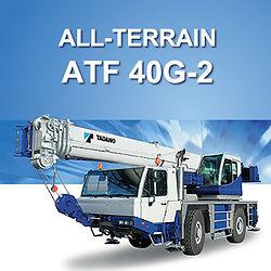 40T Tadano All-Terrain