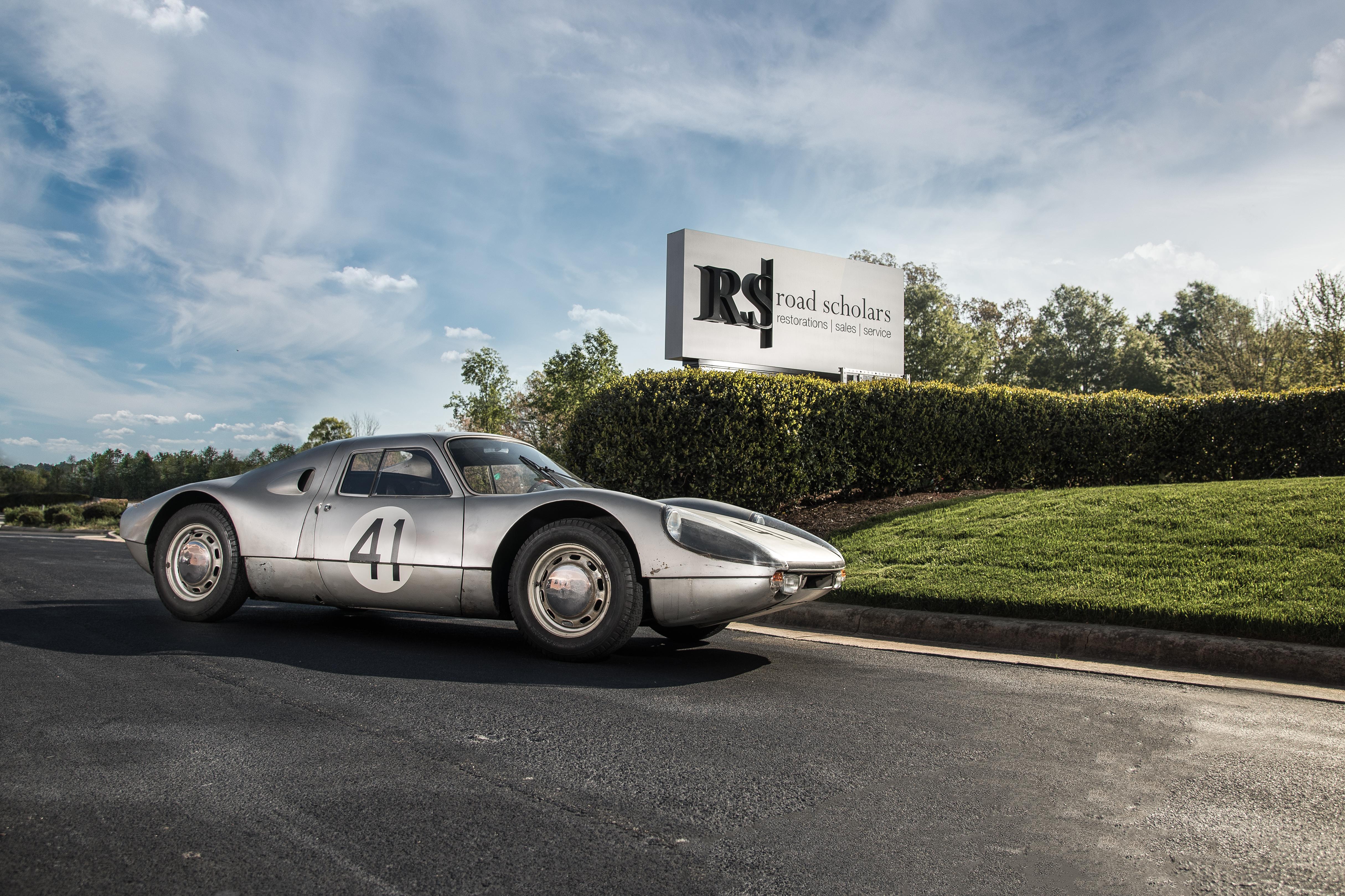 Porsche 904 - Road Scholars