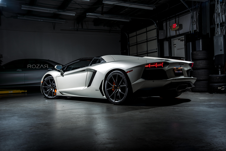 Lamborghini Aventador - DRM
