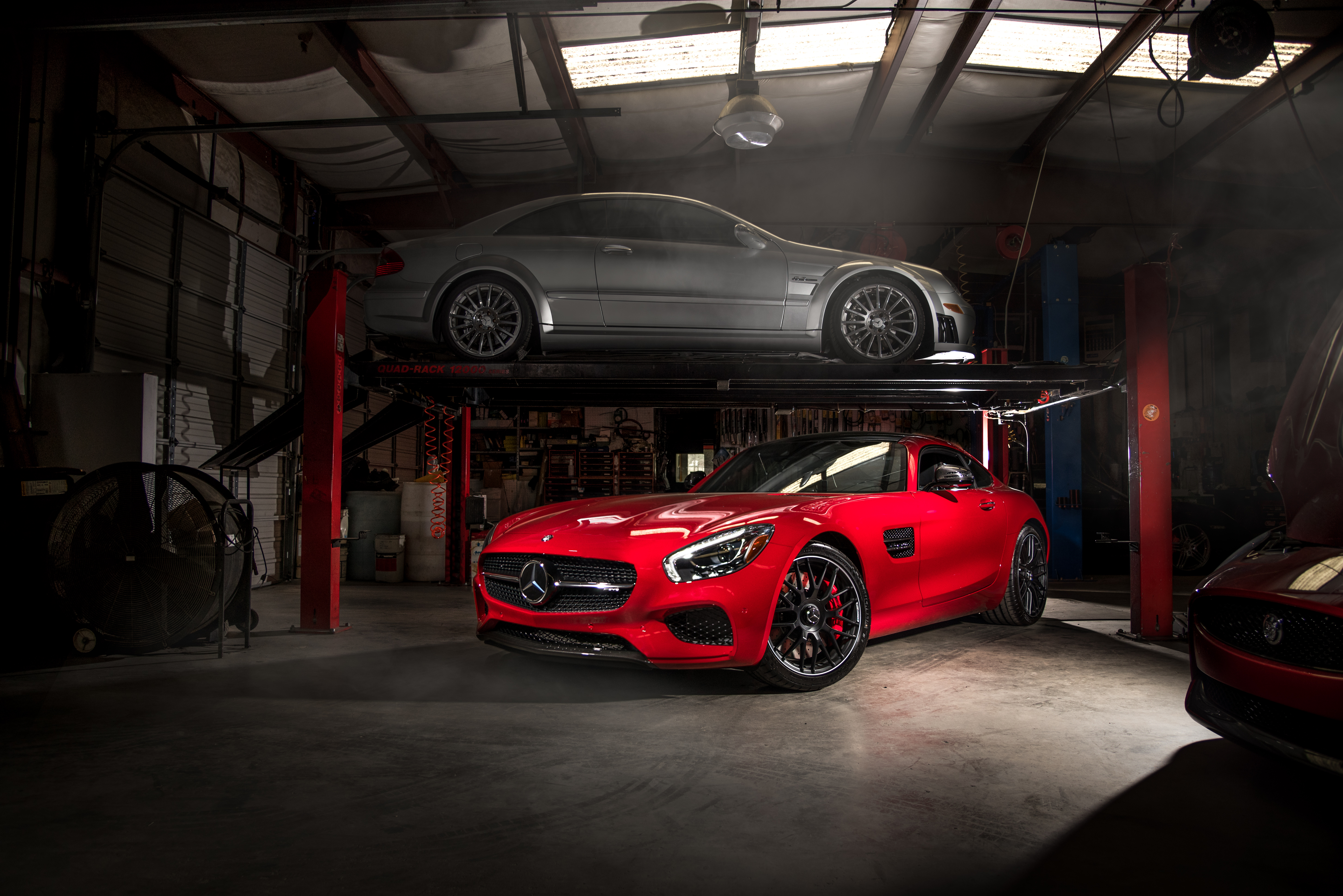 Mercedes Benz GT-S