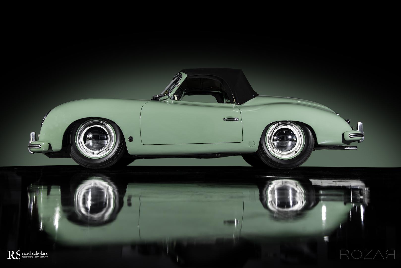 Porsche 356 - Road Scholars