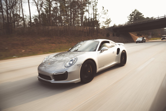 3/12/16 - 4:45pm (BTS Porsche Turbo S Vossen Wheels)