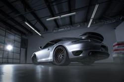 Porsche 911 Turbo - Vossen Wheels