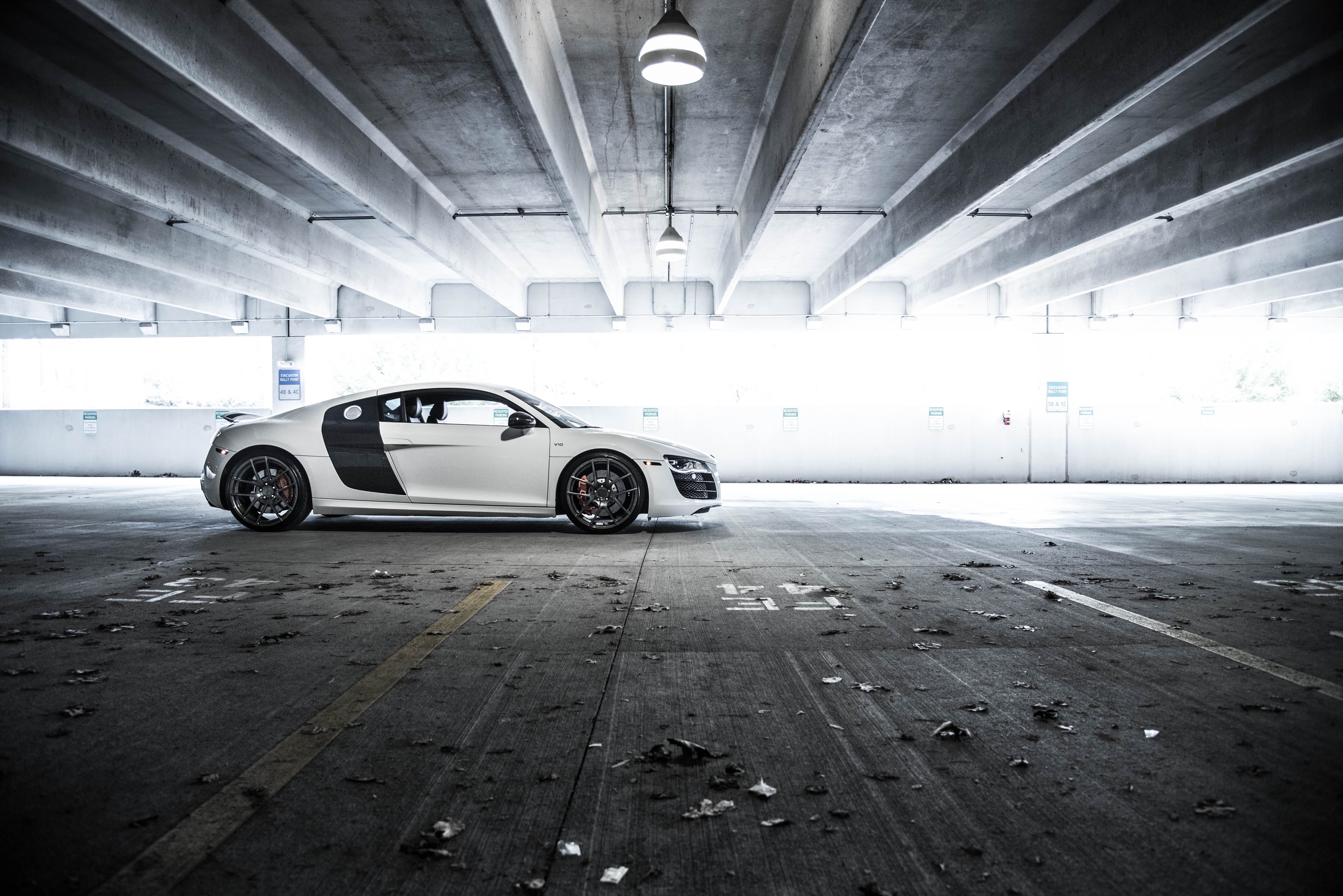 Audi R8 Niche Wheels