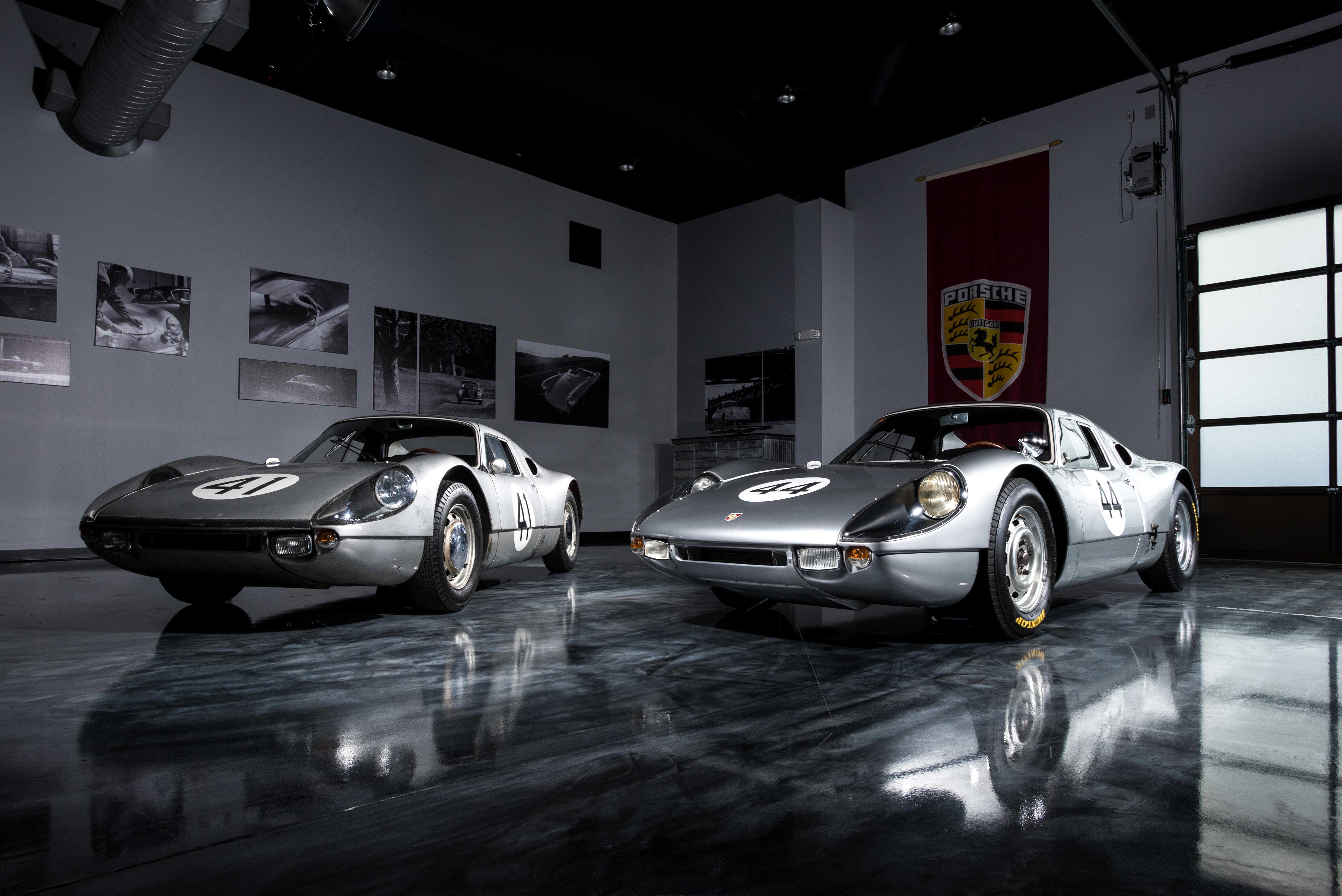 Porsche 904's - Road Scholars