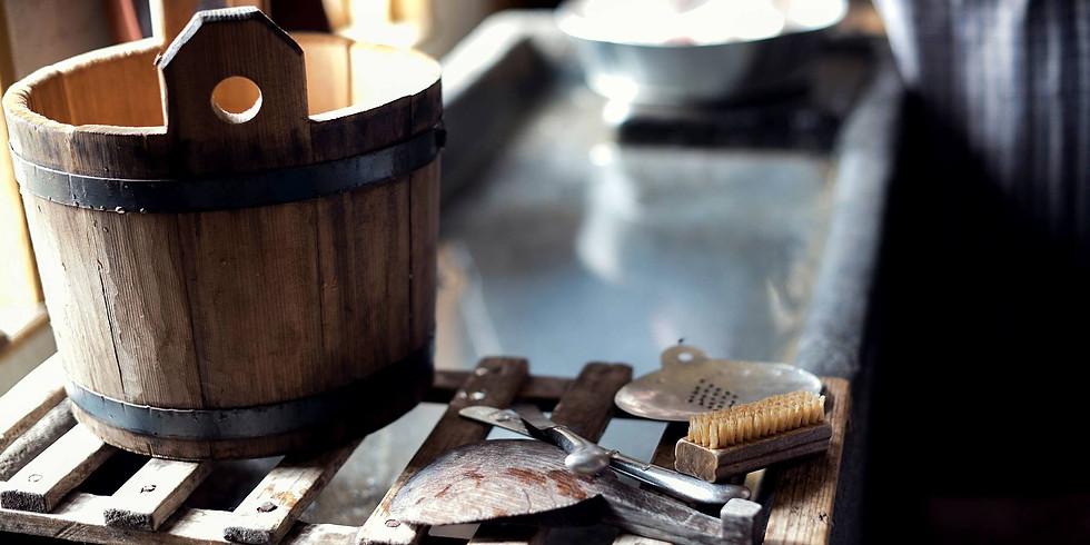 Atelier DIY produit d'entretien - Pierre d'argile et tablettes lave vaisselle