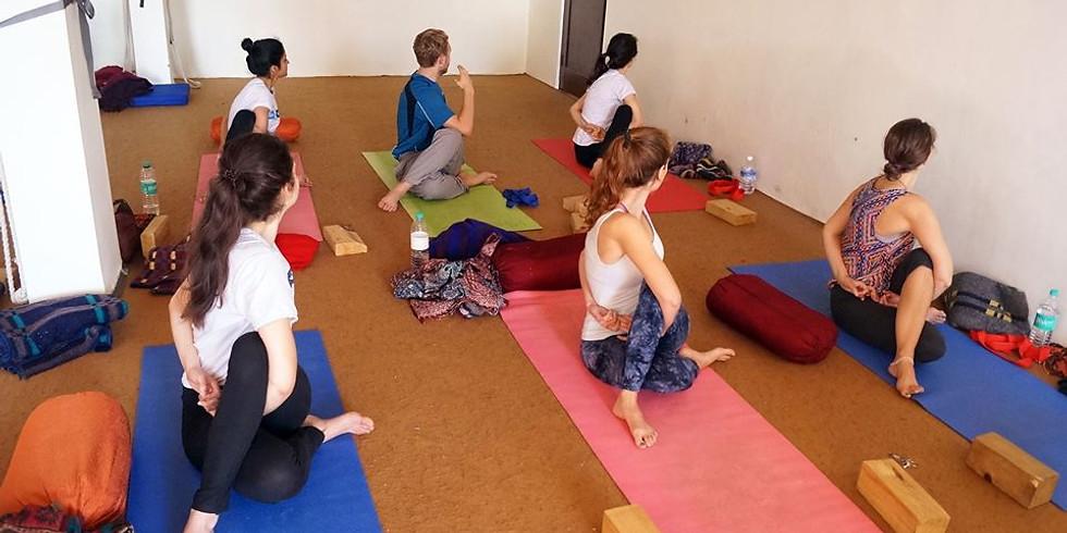 Yoga à l'Epicerie vrac Kilogramme
